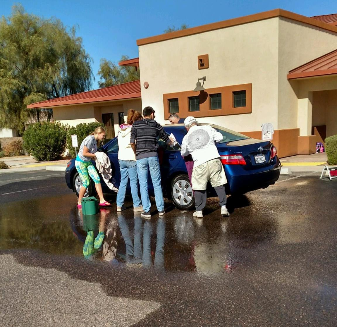 Valor Community Car Wash 0115