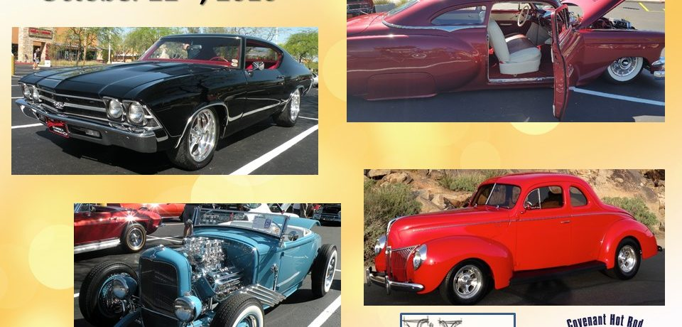 Desert Harvest Car Show 2016